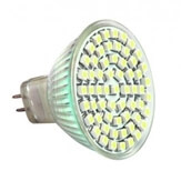 GREENLUX ŻARÓWKA  LED60 SMD MR16 4W